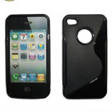 CARCASA iPHONE 4S - S LINE TPU - Husa Telefon Apple