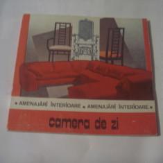 Dr.arh.DANIELA RADULESCU - CAMERA DE ZI ~ amenajari interioare ~ - Carte amenajari interioare