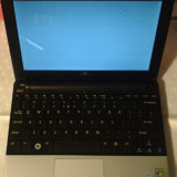 Laptop Dell inspiron mini 10, 1 GB, 160 GB, Windows XP