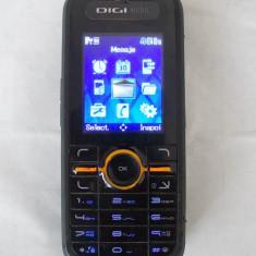 TELEFON HUAWEI U1220S, Negru, Nu se aplica, RDS-Digi Mobil, Fara procesor