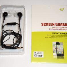 Casti / Handsfree Samsung Google Nexus S I9023 + Folie Protectie CADOU - Handsfree GSM