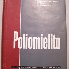S.NICOLAU - POLIOMIELITA, Alta editura