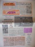 SPORTUL SUPLIMENT FOTBAL ANUL III - NR. 106, 8 mai  1987 4 pag.