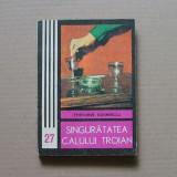 12.3. MIRCEA IONESCU - SINGURATATEA CALULUI TROIAN, 1976