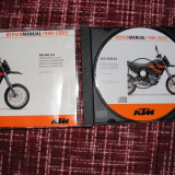Cd manual reparatii  KTM