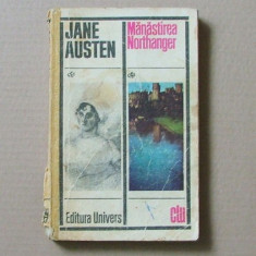11.8. JANE AUSTEN - MANASTIREA NORTHANGER - Roman, Anul publicarii: 1976