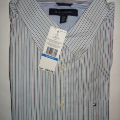 Camasa originala Tommy Hilfiger - barbati XL -100% AUTENTIC, Maneca lunga