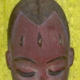 MASCA AFRICANA - DIN LEMN REDUCERE !!! DE LA 550 LEI - Arta din Africa