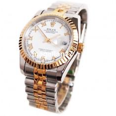 Rolex DateJust Automatic ! ! ! Cea Mai Buna Calitate ! Cutie Cadou ! ! ! *** - Ceas barbatesc Rolex, Lux - elegant, Mecanic-Automatic, Inox, Analog