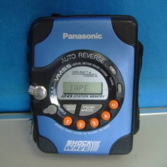 Walkman panasonic / casetofon cu radio panasonic