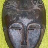 MASCA AFRICANA DIN LEMN REDUCERE !!! DE LA 550 LEI - Arta din Africa