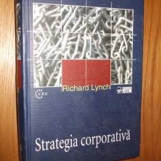 STRATEGIA CORPORATIVA  -- Richard Lynch  --  [ 2002, 937 p. ]