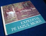 Helmut Massny - Expeditie pe Iazul Morii (cu fotografii color)