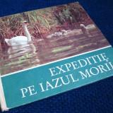 Helmut Massny - Expeditie pe Iazul Morii (cu fotografii color) - Carte educativa