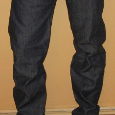 Blugi Originali Levis / Levi`s Engineered Jeans W 30 L 34 Model Modern / Simplu / Elegant ( Talie 82 / Lungime crac 88 / Lungime totala 118 ) - Blugi barbati Levi's, Normal