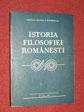 Istoria Filosofiei Romanesti - Gh. Al. Cazan
