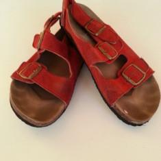 Sandale fete - Sandale copii Keds, Marime: 35, Culoare: Rosu
