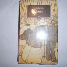 Ion Luca Caragiale - Teatru, noua - Carte Antologie