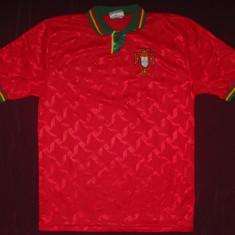 Tricou Portugal original (Toba) S(M) - Tricou echipa fotbal, Nationala, Portugalia, Maneca scurta