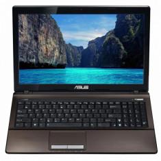 Laptop ASUS X53s, Intel Core i5, Diagonala ecran: 15, 4 GB, 320 GB