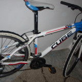 bicicleta mountain bike CUBE