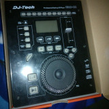 Cd player DJ tech