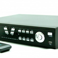 Digital video recorder DVR 16 canale cu internet - Sistem DVR