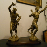 Statueta bronz - Sculptura