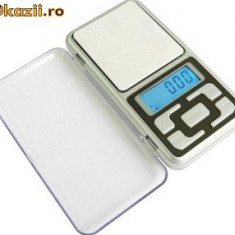 CANTAR ELECTRONIC Digital precizie 0, 01 g - Cantar/Balanta