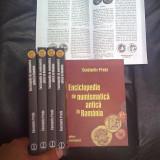 Enciclopedie de numismatica antica in Romania - Constantin Preda - PROMOTIE !!!
