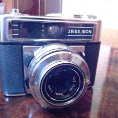 Aparat foto cu telemetru Zeiss Ikno Contessa LBE - Aparat Foto cu Film Carl Zeiss