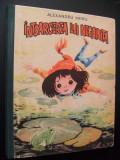 Intoarcerea lui Neghinita( ilustratii-COCA CRETOIU SEINESCU)-ALEXANDRU MITRU(cartonata)