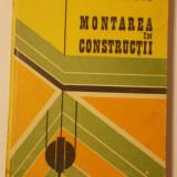 Montarea in constructii