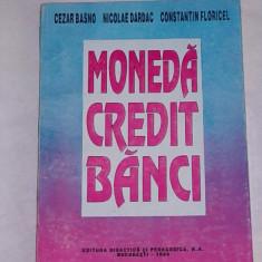 MONEDA CREDIT BANCI- CEZAR BASNO, NICOLAE DARDAC, CONSTANTIN FLORICEL - Carte de aventura