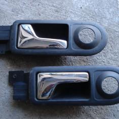 Vand manere interioare stanga+dreapta usi fata VW Golf 4 crom