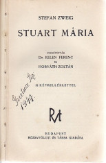 STUART MARIA - STEFAN ZWEIG , F foto