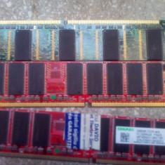 Rami ddr1 - 256 mb si unu de 128 - Memorie RAM Kingmax