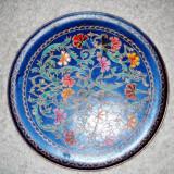 Fructiera din Alama Pictata, Vase