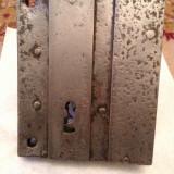 Vechi zar masiv pt. poarta - Metal/Fonta