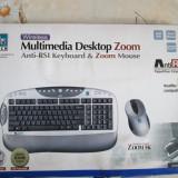 Tastatura Wireless Multimedia