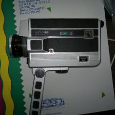 Camera video Hanimex Compact CPM 51 Film super 8 mm Japan 1973 colectie retro - Aparat Filmat