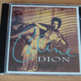 Celine Dion - The Colour Of My Love - Muzica Pop sony music