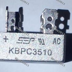 KBPC3510- Punte de diode de 35A/1000v