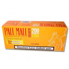 Tuburi Pall Mall xtrafilter 200 pcs.. Va rog cititi conditii in descriere . - Foite tigari