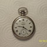 Ceas de buzunar marca PERSEO-17 JEWELS, incabloc, swissmade