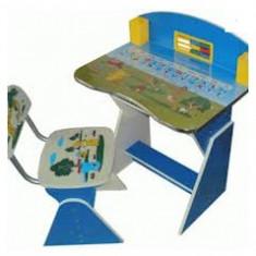 Birou cu scaun copii - Masuta/scaun copii