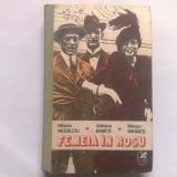 Femeia in rosu, Mircea Nedelciu, Adriana Babeti, Mircea Mihaies - Roman, Anul publicarii: 1990