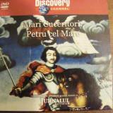 DVD DISCOVERY PETRU CEL MARE