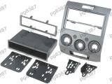 Rama adaptoare Ford Ranger, Mazda BT-50, culoare argintie, 2 DIN / 2 ISO