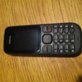 Nokia 100 - Telefon Nokia, Gri, Clasic, Radio FM: 1, Calendar: 1
